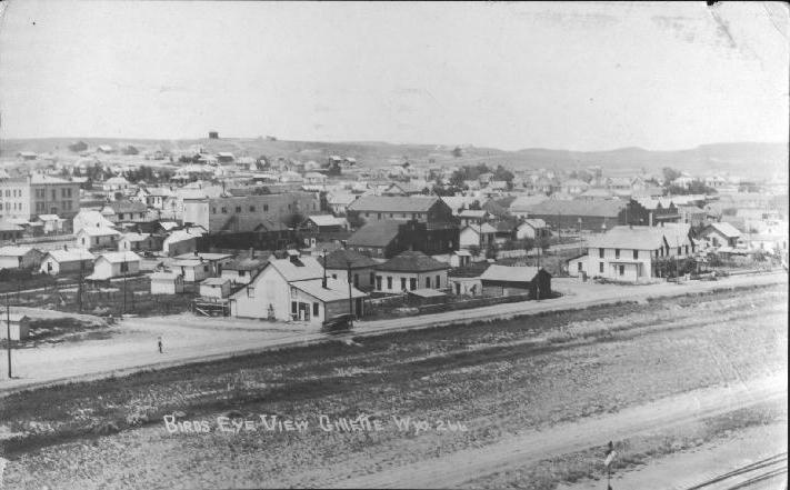 Historic Black Hills of Wyoming Photos